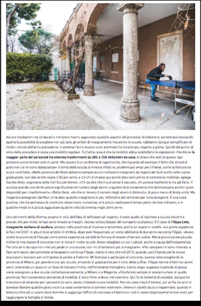 Ritorno a Eboli Fotografie Camilla Martini per LeStraniere su U!Magazine nr.3 #3