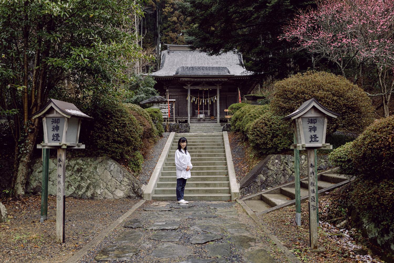 Mayumi Kudo, sacerdotessa shintoista di Minamisanriku Photojournalism Japan Tohoku Tsunami Reportage Journalism